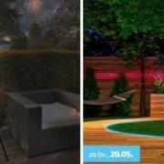 Quicktipp – Ab 20.05.2021 bei Aldi – Smarte Zigbee Außen Beleuchtung zu interessanten Preisen